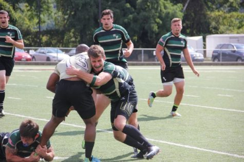 Bison Rugby Club falls short in season's second match