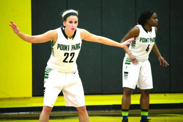 Women's basketball perseveres