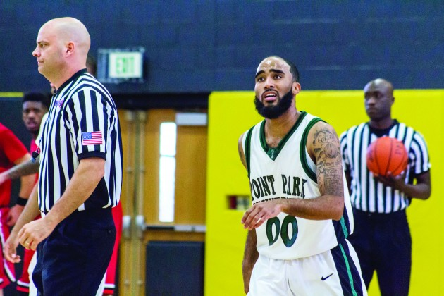 Men's basketball offense goes on late run to secure victory