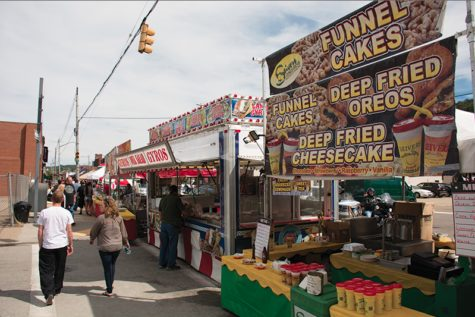 Small businesses profit from World Festival