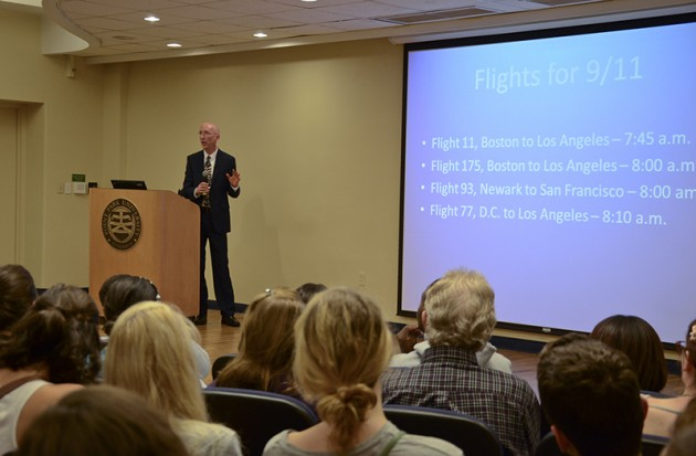 Tom McMillan discusses Flight 93