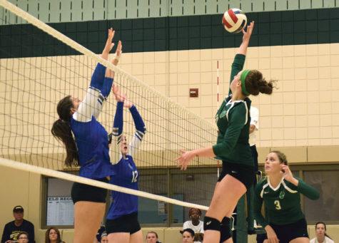 Pioneers volleyball senior 'lights up entire team'