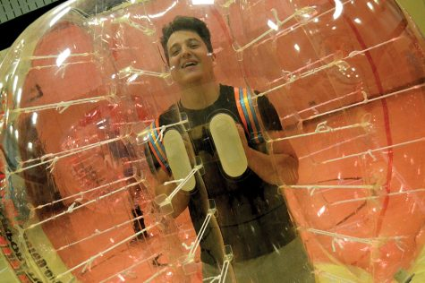 CAB bubble soccer bounces back