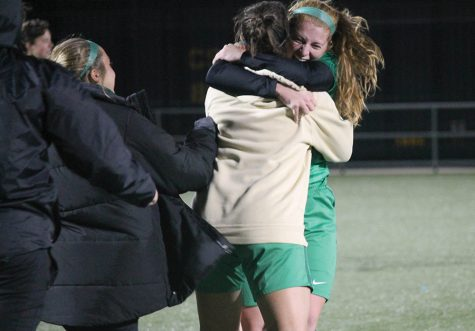 Women's soccer wins RSC tournament title, clinches bid to NAIA tournament