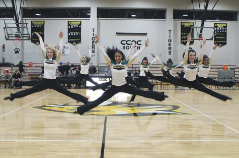 Cheer and Dance take flight