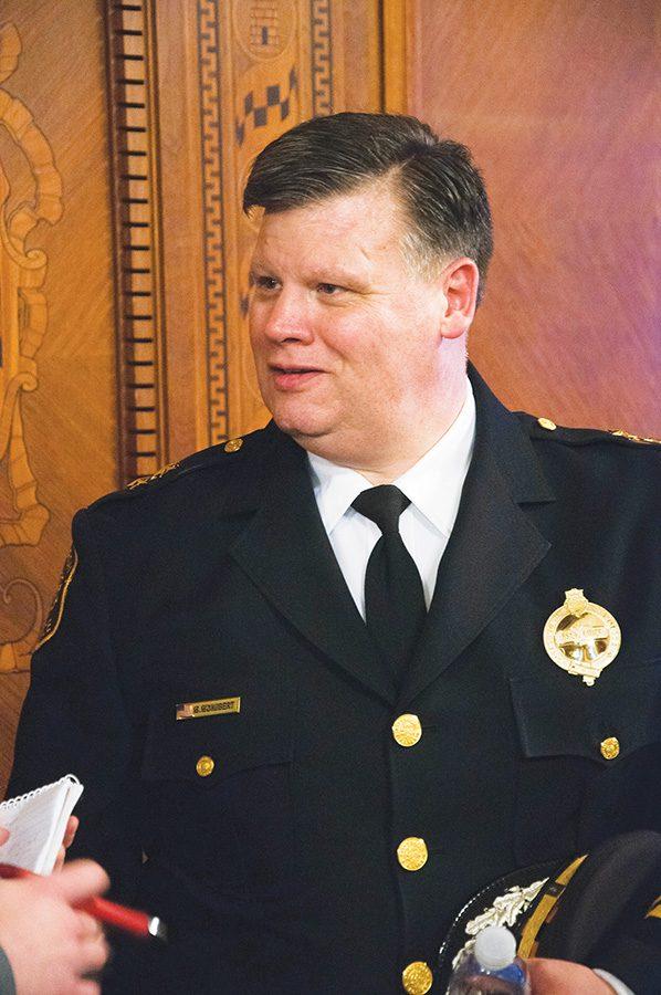 City+of+Pittsburgh+Police+Chief+Scott+Schubert