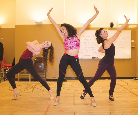 Conservatory dance and theatre join forces