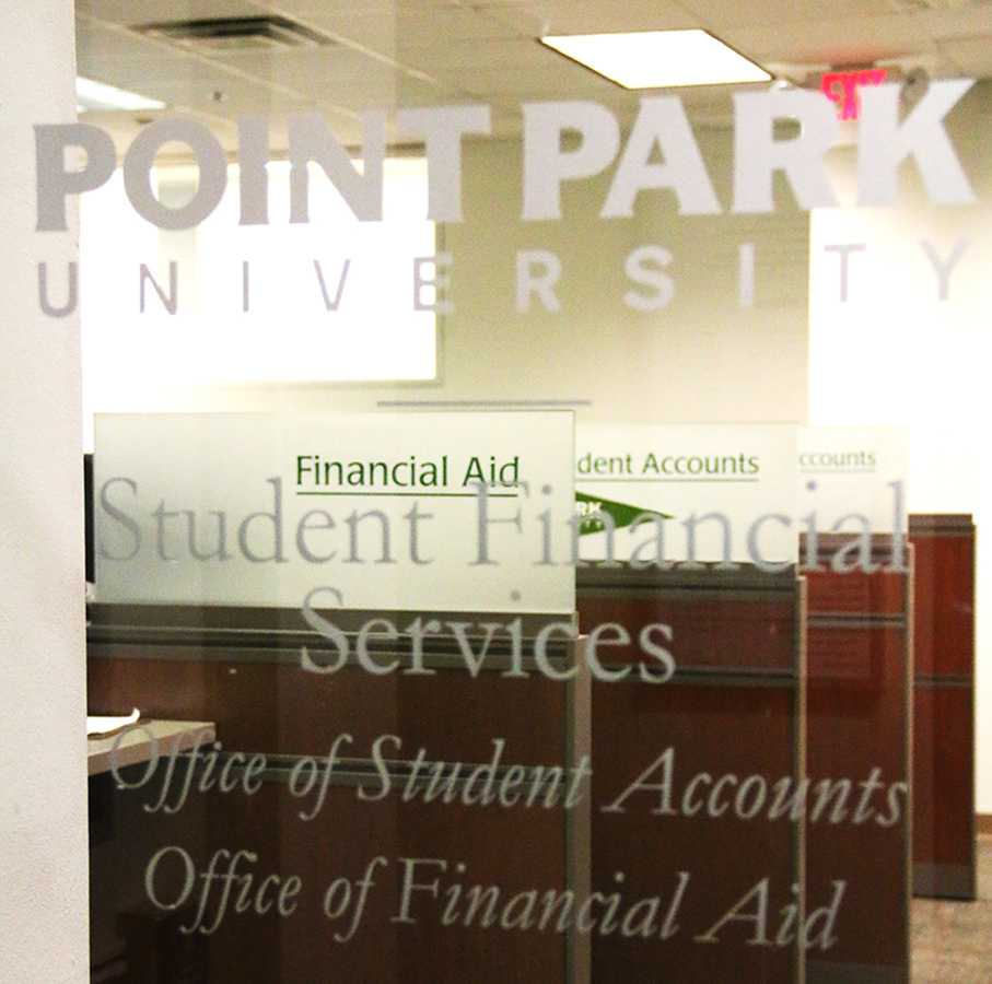 Point Park offers various services that assists students in need through advising, counseling, financial aid departments and student accounts.
