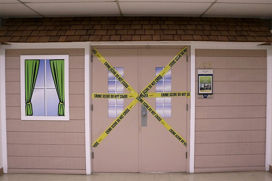 CSI+Point+Park%3A+an+inside+look+at+the+crime+scene+lab