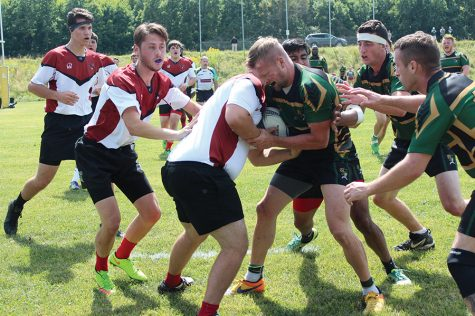 Rugby drops opening match