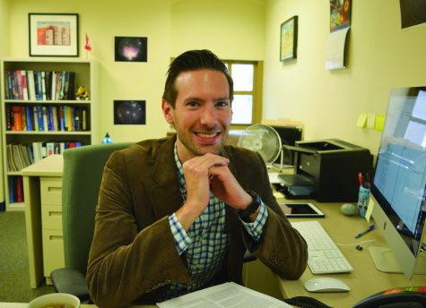 Honors Program employs new assistant director