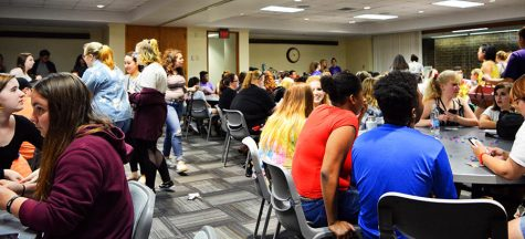 CAB's 'Bingo Night' brings in competitive crowd