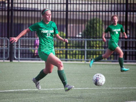 Women's soccer goes 2-1 in RSC dress rehearsal