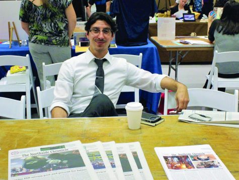 Graduate takes over The Northside Chronicle