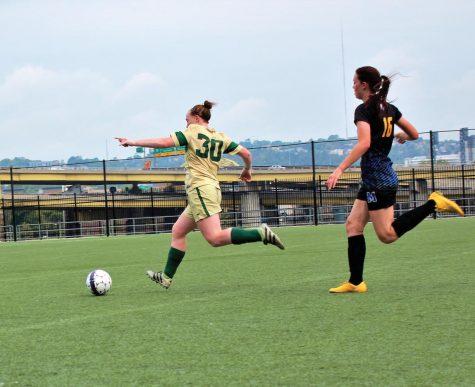 Women's soccer tallies two shutouts in return home