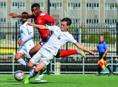 WVU Tech tops men's soccer on road in RSC quarterfinal matchup