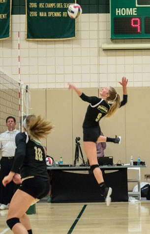 Season cut short in first round of RSC volleyball tourney