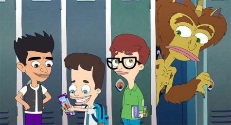 """Big Mouth"" makes puberty funny"