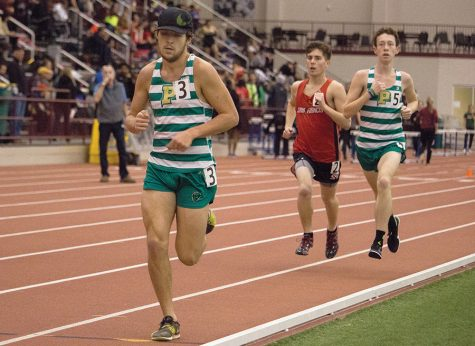 Track and field continues strong season at SPIRE invite