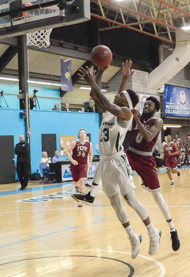 No. 3 IU East cruises past thinning men's roster