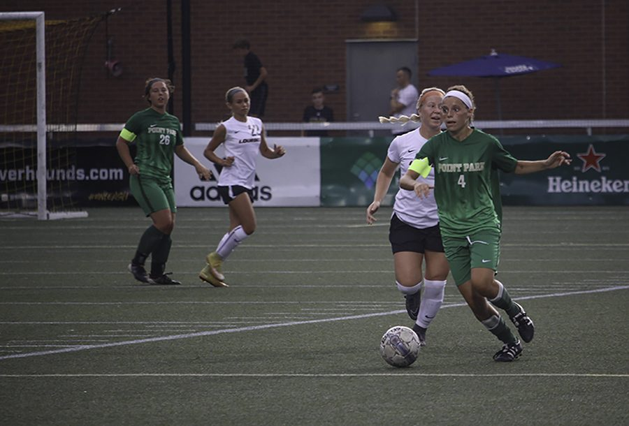 Women's soccer to open RSC play on winning streak