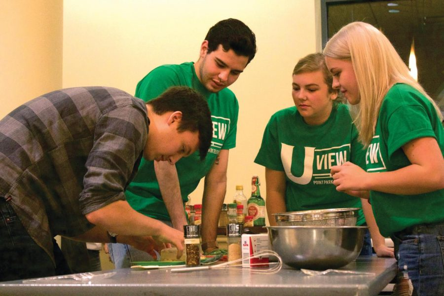 'Chopped' raises awareness for Pioneer Pantry