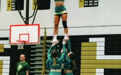 Cheer completes second season as varsity sport
