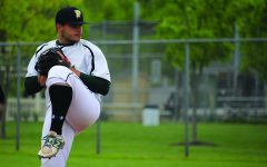 Baseball pitching staff throws combined no-hitter versus CCU