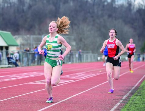 Shields claims Point Park's first XC All-American honors
