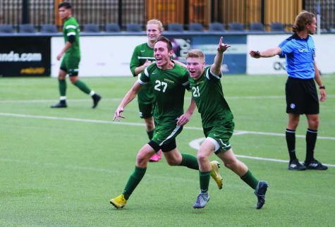 Men's soccer looks to build off last year's run