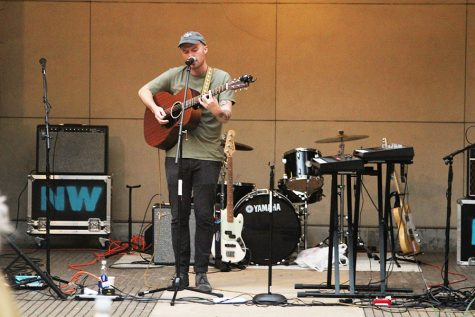 CAB hosts first coffeehouse