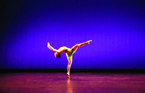 "Dancer Melanie Martinez in Amy Hall Garner's ""Cadence."""
