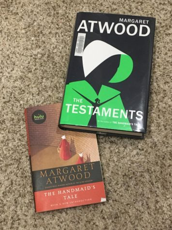 Margaret Atwood returns with 'The Testaments'