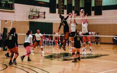 Volleyball wins division, set to host RSC tournament