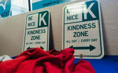 Cardigan Day hosted by WQED to promote kindness