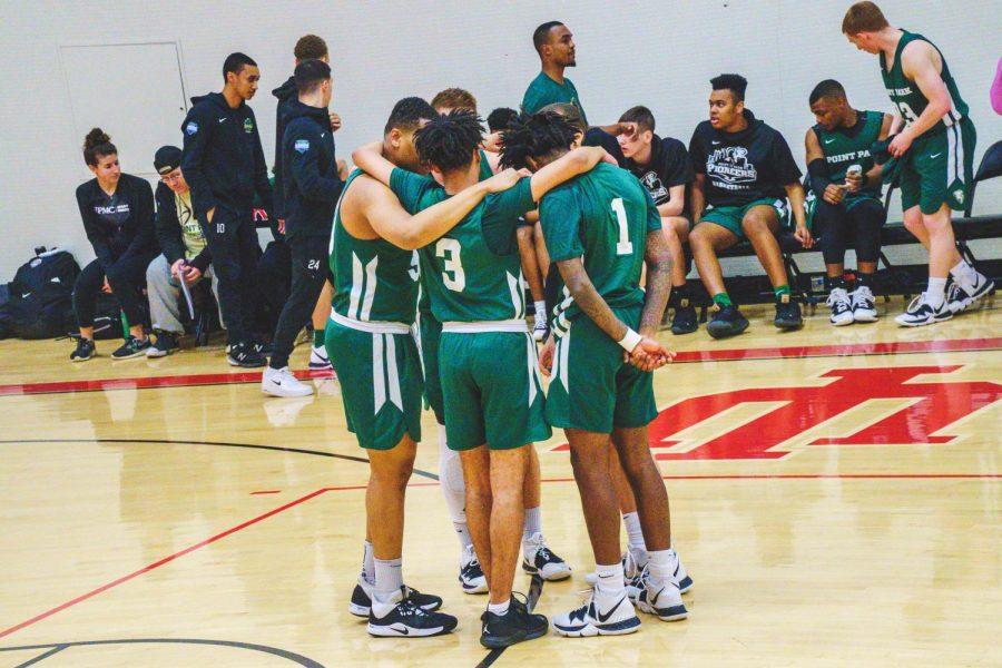 Men's basketball falls to IUK in RSC Quarterfinals