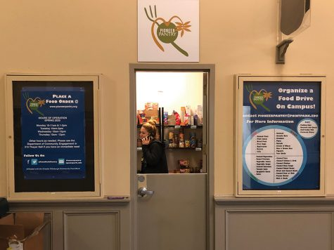 Department of Community Engagement grows programs, pantry