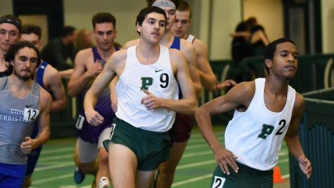 Athletes gain national honors in last indoor meet of season