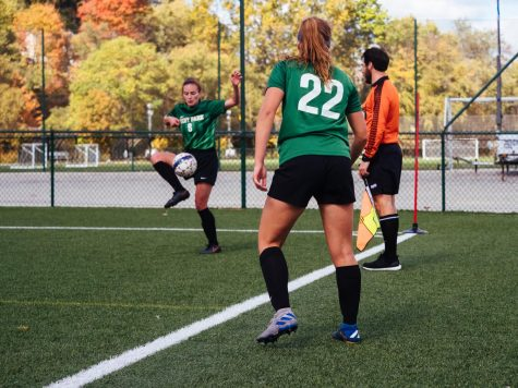 Women's soccer goes 1-1 for the week, prep for rest of busy October