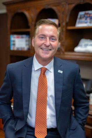Dr. Donald J. Green, Point Park University's eighth president
