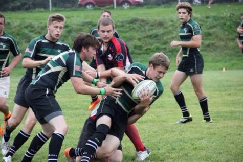 Point Park Rugby Club falls to Grove City College in season debut