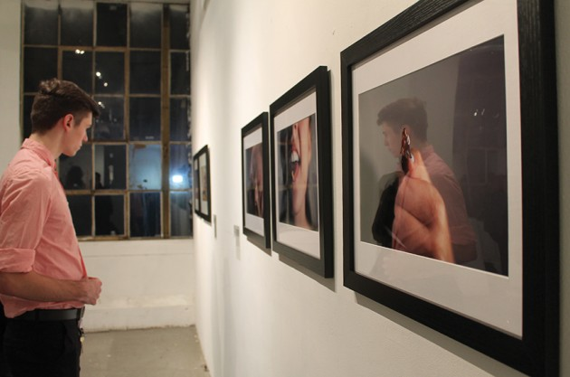 'The Fix' holds first juried display of student content