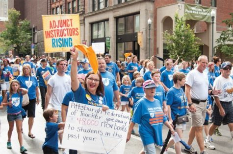 Adjunct win right to unionize