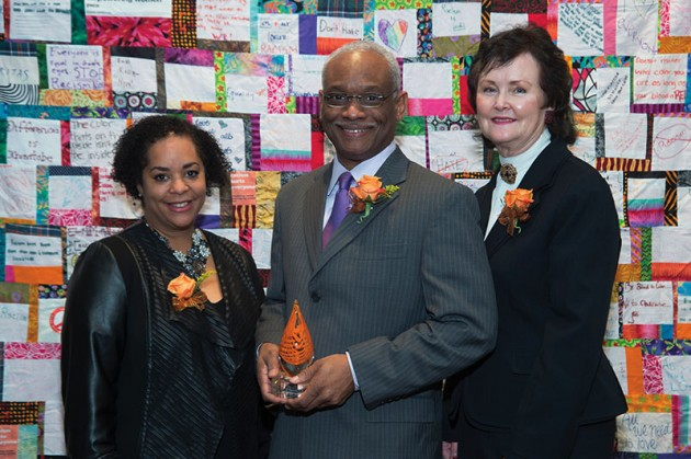 Point Park officials win YWCA awards