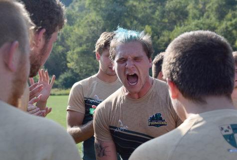 Bison Rugby kicks off season with loss to Robert Morris University