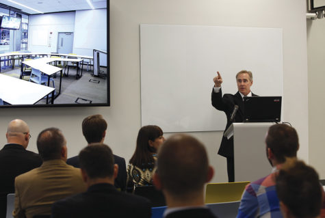 Photo: Center for Media Innovation officially opens its doors