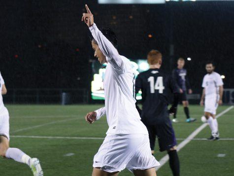 Men's soccer 1-1 in RSC play