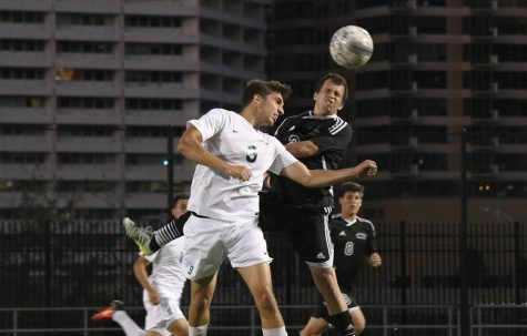 Men's soccer loses two straight in OT