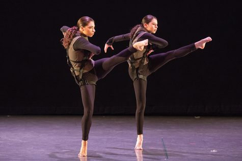 'Contemporary Choreographers' produces shows for Playhouse