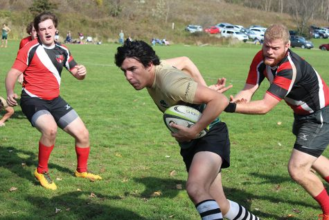Playoff bound for first time in Rugby Club history